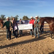 congratulations to the Hershberger's on another great roping and sale